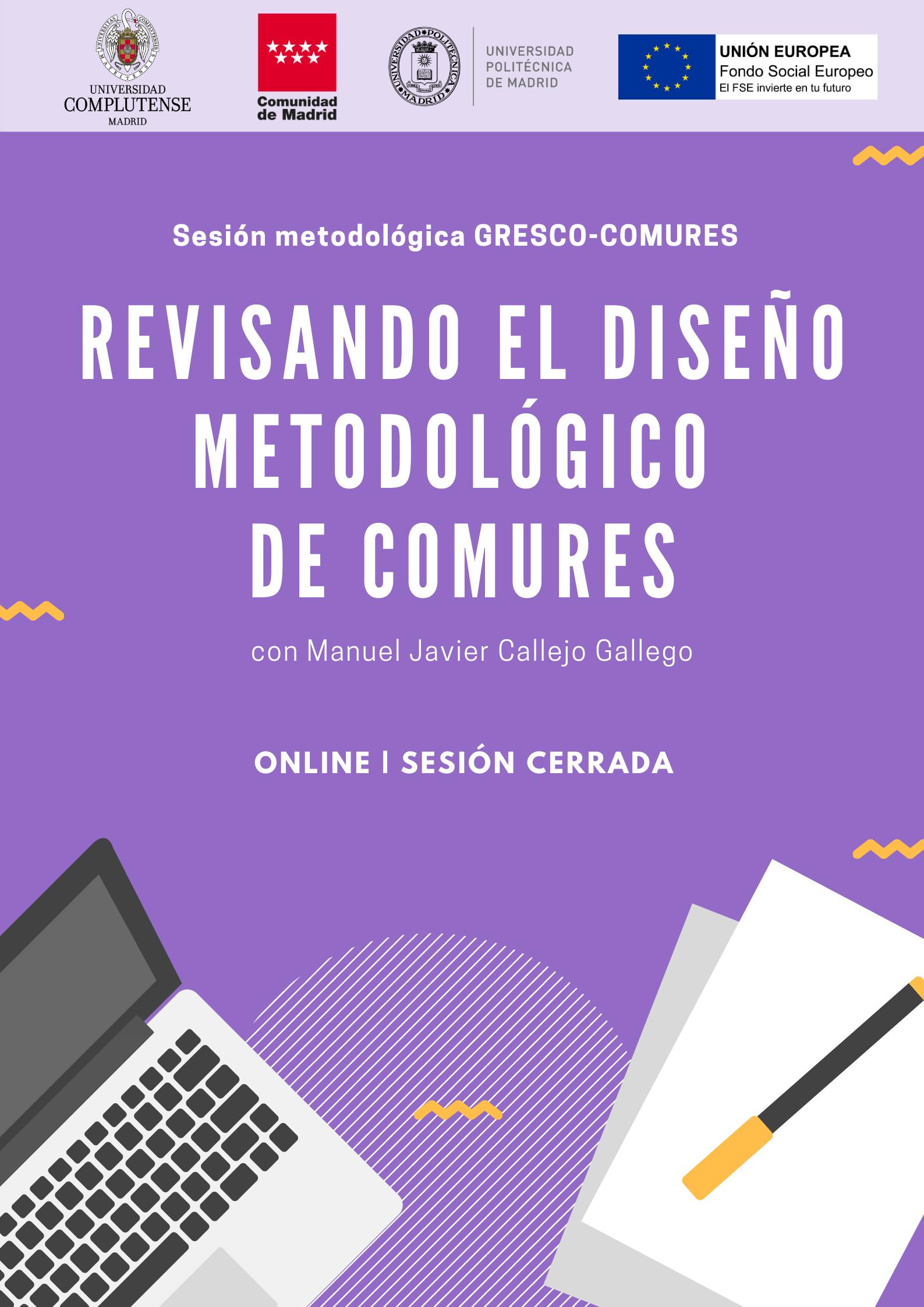 Poster Sesión Metodológica