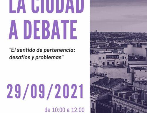 Seminario Permanente COMURES: La Ciudad a Debate – «El sentido de pertenencia: desafíos y problemas»